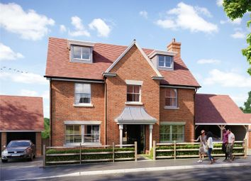 Thumbnail 5 bed detached house for sale in Hollyfields, Tunbridge Wells, Kent