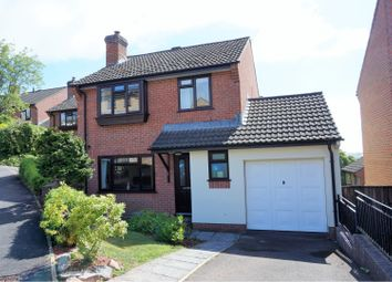 Thumbnail 3 bed detached house for sale in Walnut Drive, Crediton