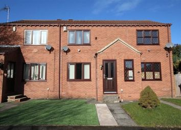 Thumbnail 2 bed terraced house to rent in Queen Margarets Close, Brotherton, Knottingley