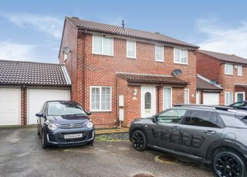 2 bed semi-detached house for sale in Foxlea Gardens, Gosport PO12