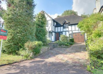 4 bed detached house for sale in Russell Green Close, Purley CR8