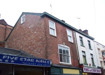 Thumbnail Studio to rent in Little Underbank, Stockport, Cheshire