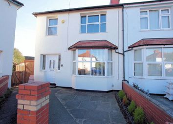 Thumbnail 3 bed semi-detached house for sale in Buckley Avenue, Rhyl