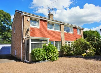 Thumbnail 3 bed semi-detached house for sale in Tutbury Gardens, Cantley, Doncaster