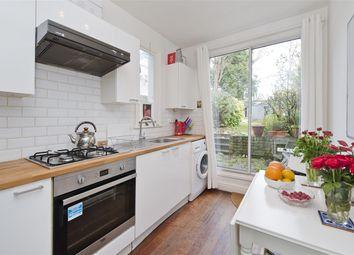 Thumbnail 1 bed flat for sale in Brackenbury Road, London