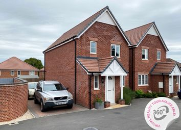Thumbnail 3 bed detached house for sale in Maize Way, Nuneaton