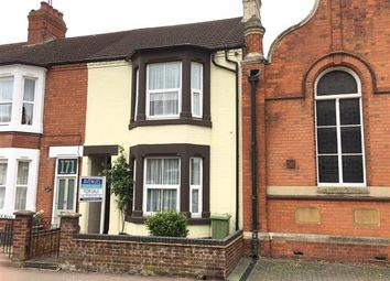 Thumbnail 3 bedroom end terrace house for sale in Church Street, Wolverton, Milton Keynes