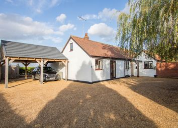 Thumbnail 4 bed detached house for sale in Top Road, Wimbish, Saffron Walden