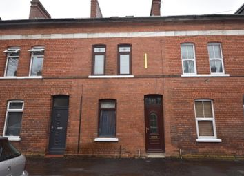 Thumbnail 3 bed terraced house to rent in Donegall Avenue, Belfast