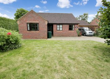 Thumbnail 3 bed bungalow for sale in Vale Road, Thurton, Norwich