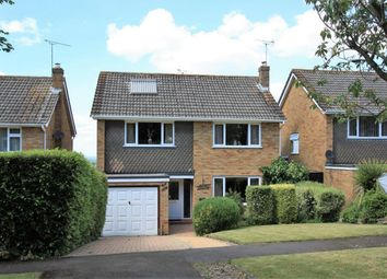Thumbnail 4 bed detached house for sale in Bydemill Gardens, Highworth