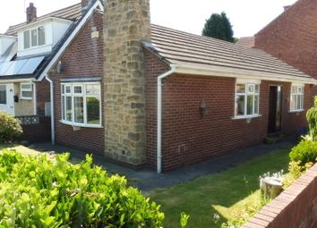 Thumbnail 2 bed detached bungalow for sale in Crown Street, Swinton