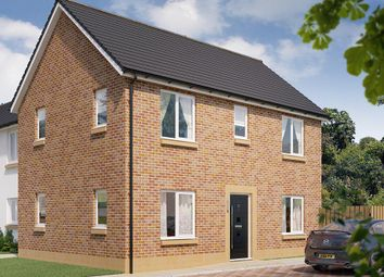"Thumbnail 3 bed end terrace house for sale in ""The Stourbridge"" at Glasgow Road, Denny"