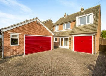 Thumbnail 3 bed detached house for sale in Gorse Lane, Oadby, Leicester, Leicestershire
