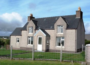 Thumbnail 3 bed detached house for sale in Coll, Isle Of Lewis