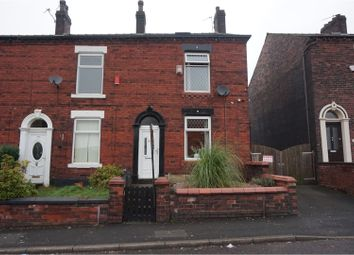 Thumbnail 4 bed end terrace house for sale in Denton Lane, Oldham
