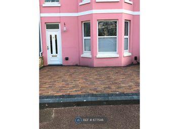 Thumbnail 2 bed flat to rent in Kernou Road, Paignton
