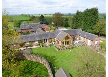 Thumbnail 4 bed detached house for sale in Bretby Village, Burton-On-Trent