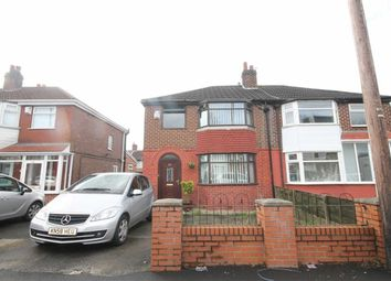Thumbnail 3 bedroom property for sale in Chapman Street, Gorton, Manchester