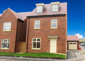 Thumbnail 4 bed detached house for sale in Stretton Street, Doncaster