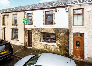 Thumbnail 3 bedroom property to rent in Greenfield Street, Maesteg