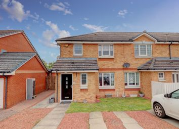 Thumbnail 2 bed end terrace house for sale in Lockhart Gardens, Annan