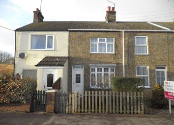 Thumbnail 2 bedroom terraced house for sale in Westfield Road, Manea, March