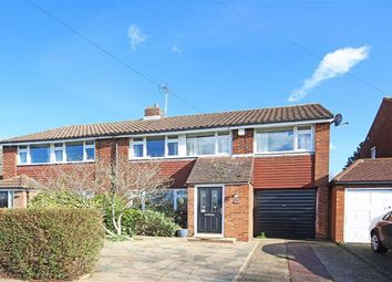 Thumbnail 4 bed semi-detached house for sale in Stratton Road, Sunbury-On-Thames