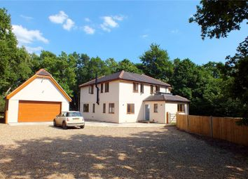 5 bed detached house for sale in Castle Road, Farley Hill, Reading, Berkshire RG7