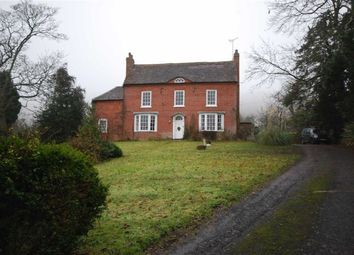 Thumbnail 6 bed detached house to rent in Crews Hill, Alfrick, Worcestershire