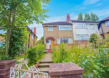 Thumbnail 1 bed maisonette for sale in Connell Crescent, London