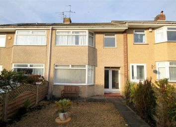 Thumbnail 3 bed terraced house for sale in Queensholm Drive, Downend, Bristol