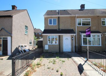 Thumbnail 1 bed end terrace house to rent in Faringdon Avenue, Romford