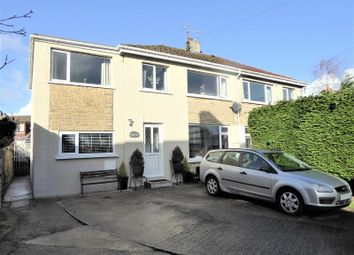 Thumbnail 4 bedroom semi-detached house for sale in Coychurch, Bridgend