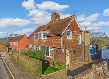 Thumbnail 3 bed semi-detached house for sale in Chathill Cottages, Tandridge, Surrey