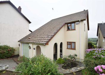 Thumbnail 3 bed detached house for sale in St. Marwenne Close, Marhamchurch, Bude