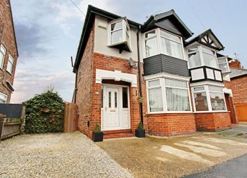 Thumbnail 3 bed semi-detached house for sale in Sunningdale Road, Hessle