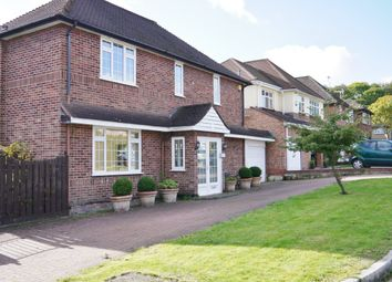 Thumbnail 4 bed detached house to rent in Murray Crescent, Pinner