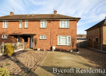Thumbnail 3 bed semi-detached house for sale in Pembroke Avenue, Gorleston, Great Yarmouth