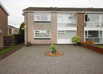 Thumbnail 2 bed flat to rent in Glenluce Drive, Southfield Green, Cramlington