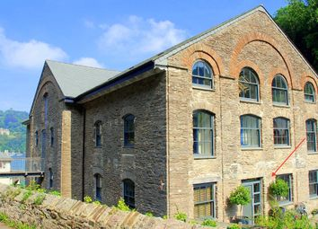 Thumbnail 2 bed flat for sale in 6 The Pottery, Warfleet, Dartmouth, Devon