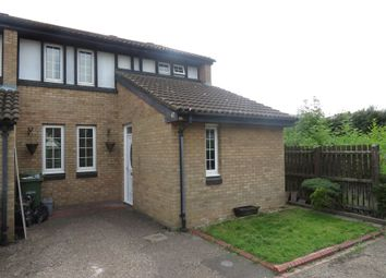 Thumbnail 4 bedroom end terrace house for sale in Beckingham, Orton Goldhay, Peterborough