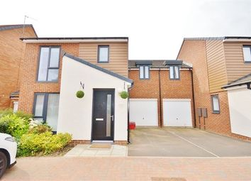 Thumbnail 3 bedroom link-detached house for sale in Meldon Close, Teal Farm Gardens, Washington, Tyne & Wear.
