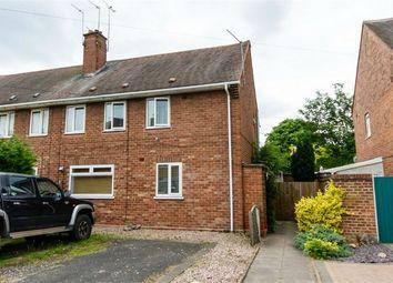 Thumbnail 1 bed flat for sale in Primrose Avenue, Bushbury, Wolverhampton, West Midlands