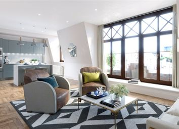 Thumbnail 1 bed flat for sale in Brixton Centric, Porden Road, London
