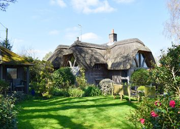 Thumbnail 3 bed cottage for sale in Purlieu Lane, Godshill, Fordingbridge