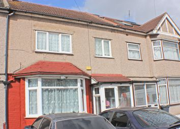Thumbnail 3 bed terraced house for sale in Cranley Road, Newbury Park