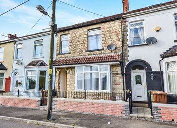 Thumbnail 3 bed terraced house for sale in Graig Terrace, Senghenydd, Caerphilly