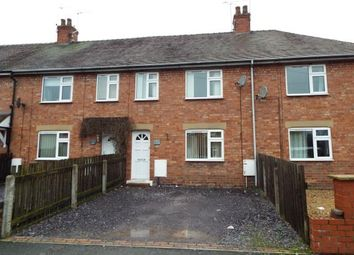 Thumbnail Property for sale in St. Marys Road, Nantwich, Cheshire