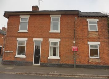 Thumbnail 2 bedroom end terrace house for sale in Moss Street, Derby